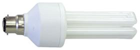 AMPOULE FLUOCOMPACTE B22 - 20 W