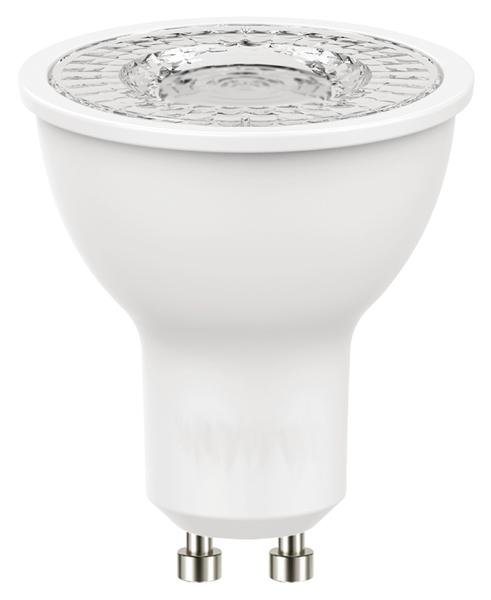 AMPOULE LED GU10 6.5W 3000K 520Lm equivalent 55W