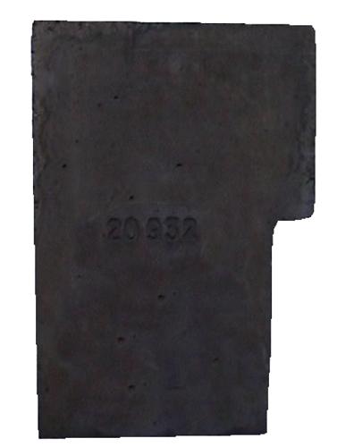 BRIQUE ARRIERE DE FOYER P0020932 CUISINIERE DEVILLE C08611