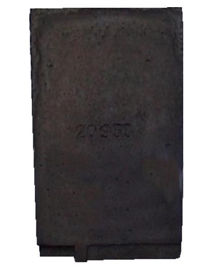 BRIQUE ARRIERE GAUCHE DE FOYER P0020933 CUISINIERE DEVILLE C08611