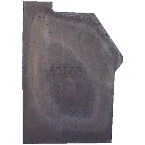 BRIQUE AVANT GAUCHE DE FOYER P0020935 CUISINIERE DEVILLE C08611
