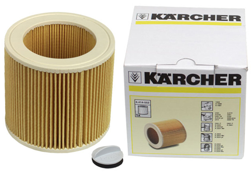 cartouche filtre aspirateur karcher a2101 a2554 npm lille. Black Bedroom Furniture Sets. Home Design Ideas