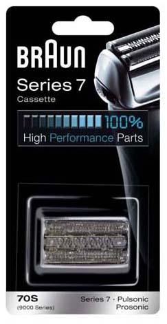CASSETTE RASAGE 70S RASOIR BRAUN PULSONIC Series 9000 - series 7