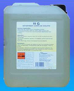DETARTRANT CORPS DE CHAUFFE + INOX 20 L