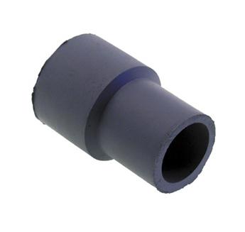 EMBOUT VIDANGE PVC  Diam.18