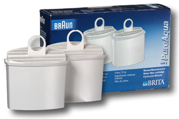 FILTRES ANTI CALCAIRE KWF2  CAFETIERE BRAUN