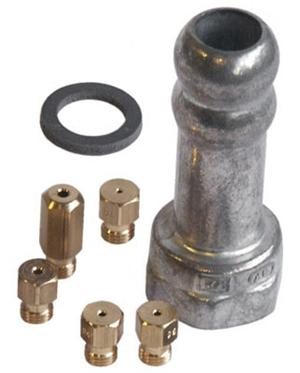 JEU INJECTEURS GAZ NATUREL ELECTROLUX  6033004992
