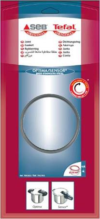 JOINT OPTIMA - SENSOR 3/4,5/6L INOX  Diam.220  AUTOCUISEUR SEB