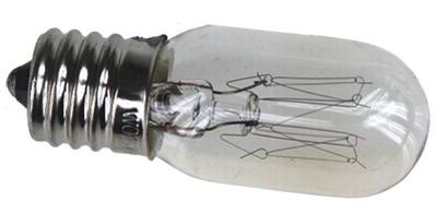 LAMPE MICRO-ONDES CULOT E17  15W