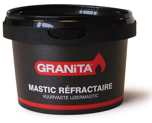 MASTIC REFRACTAIRE POT 500G                     = 330.24