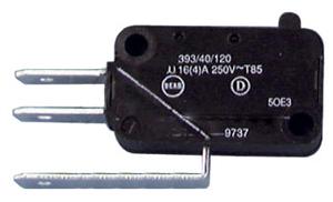 MICRO-INTERRUPTEUR 3 C. WHIRLPOOL  BRANDT ELECTROLUX
