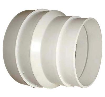 REDUCTION PVC Diam. 100 / 80 m/m