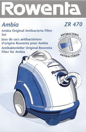 SACS ORIGINE +1 MF ASPIRATEUR ROWENTA AMBIA    X6                  = 149