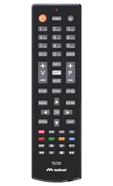TELECOMMANDE TV THOMSON / TCL TLC05 MELICONI