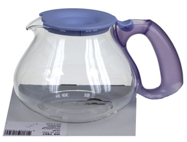 VERSEUSE CAFETIERE PHILIPS CAFE GAIA HD7957  LILAS