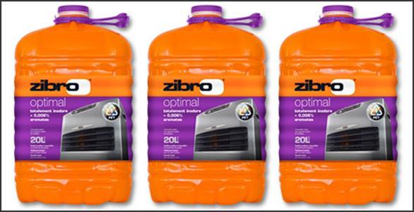 ZIBRO OPTIMAL COMBUSTIBLE 100% INODORE 20L