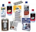 Produits d'entretien lavage