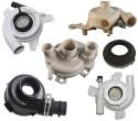 Turbines et Joints - Corps de pompe lave-vaisselle