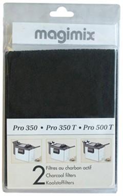 2 FILTRES DE FRITEUSES MAGIMIX  PRO 350 - 500T
