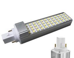 AMPOULE LED G24  9W 4000K 900Lm equivalent 100W