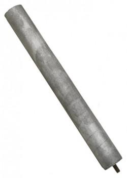 ANODE MAGNESIUM Diam. 25 - Long. 240 - M5  CHAUFFE EAU