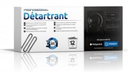 DETARTRANT - DEGRAISSANT PRO. 12 x 50g