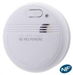 DETECTEUR DE FUMEE AUTONOME DAAF NORME NF EN14604