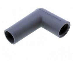 EMBOUT VIDANGE PVC COUDE Diam 22