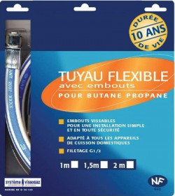 FLEXIBLE Butane/Propane 1.50 M  10 Ans