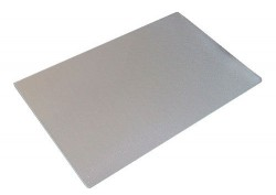 GLACE REFRIGERATEUR 550x480x5  PLEXIGLASS