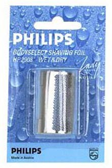 GRILLE EPILATEUR HP2715 / HP2908 PHILIPS WET AND DRY