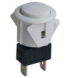 INTERRUPTEUR UNIPOLAIRE 2 COSSES ELECTROLUX  3570381065    = 220221