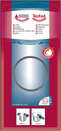JOINT SEB OPTIMA - SENSOR 8-10L INOX  Diam. 253