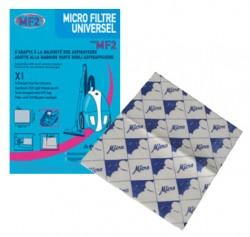 MICRO-FILTRE ASPIRATEUR 250x200  UNIVERSEL