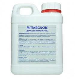 MS5801 MITDEBOUCHE DEBOUCHEUR INDUSTRIEL PRO 1 Litre