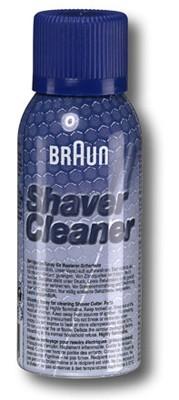NETTOYANT RASOIRS BRAUN / PHILIPS Spray 125ml