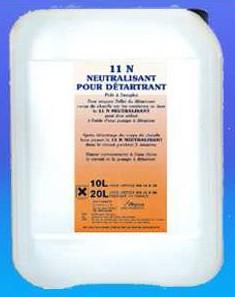 NEUTRALISANT DETARTRANT 10 L