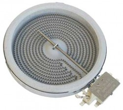 PLAQUE HI-LIGHT 165m/m - 1200W  EGO 10541110044
