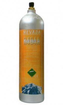 RECHARGE GAZ REFRIGERANT R404a  1Kg      M. 1/4                                          R84