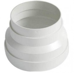 REDUCTION PVC  Diam. 125 / 100 m/m