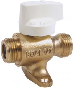 ROBINET GAZ NAT. R.O.A.I. 1/2