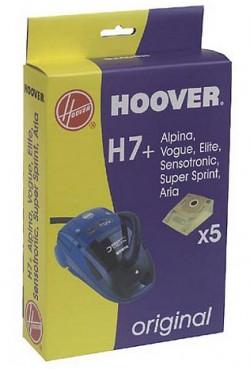 SACS ASPIRATEUR HOOVER ORIGINE H7+  ALPINA - ARIA  X5