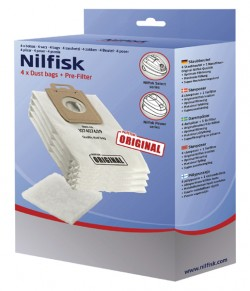 SACS HYGIENE+ ASPIRATEUR NILFISK POWER - SELECT X4  1470416500
