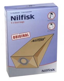 SACS ORIGINE ASPIRATEUR NILFISK GM80  82095000