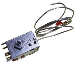 THERMOSTAT 077B-6902 - L.865  REFRIGERATEUR INDESIT