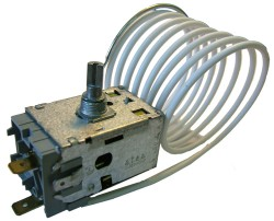THERMOSTAT 2 COSSES A03 0259  REFRIGERATEUR BRANDT *** EPUISE ***