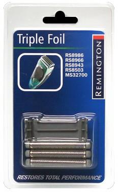 X GRILLE TRIPLE + COUTEAUX  RS89...  MS32700   RBL5001 REMINGTON SP94