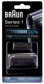 COMBI-PACK 10B RASOIR BRAUN FREECONTROL Series 1000 - Series 1