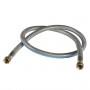 FLEXIBLE INOX GAZ NATUREL 1.00m  ILLIMITE