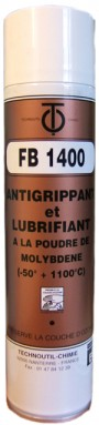 GRAISSE HAUTE TEMPERATURE AU MOLYBDENE 300ml